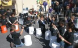 B-Sharp percussion ensemble provides musical entertainment during ShareFest